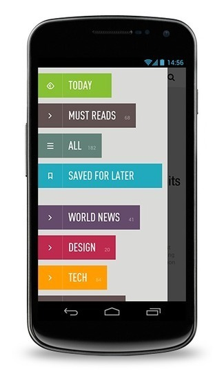 Feedly: Your News. Delivered. | Tooltip | Scoop.it