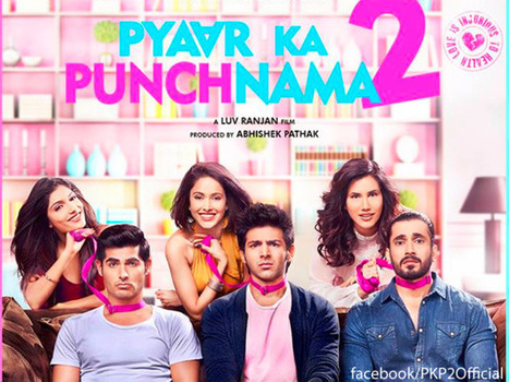 Pyaar Ka Punchnama 2 2015 Hindi 720p Torrent