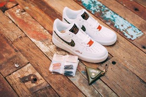 SBTG et TANGS s'associent pour une Nike Air For