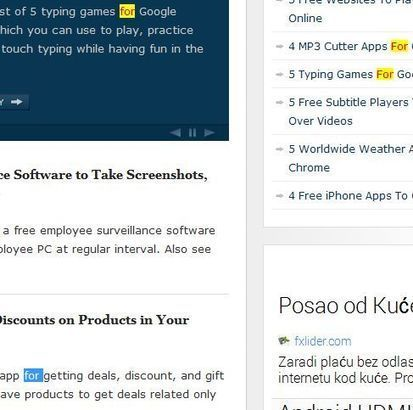 5 Text Highlighting Addons For Firefox || Free Software | François MAGNAN  Formateur Consultant | Scoop.it