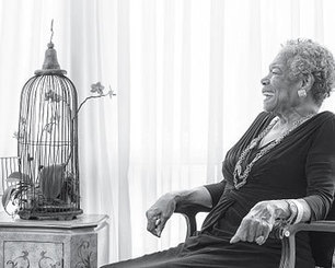 Maya Angelou, Business Storytelling, and Being Human | Stories - an experience for your audience - | Scoop.it