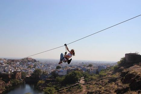 FlyingFox has got winter surprises for you. Book a tour now and get attractive discounts. | Most Adventurous Aerial tour in India with Flying Fox | Scoop.it