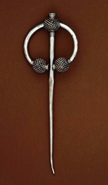 The Ballynolan Thistle Brooch | Irish Archaeology | Archaeology Updates | Scoop.it