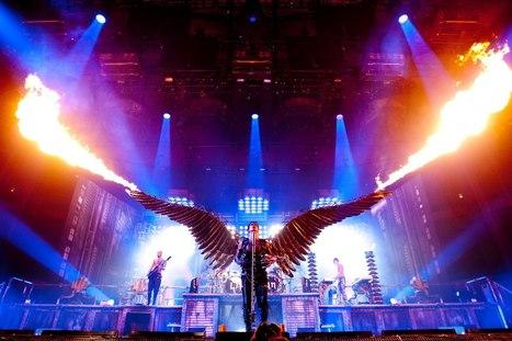 Rammstein ou quand l'industrie musicale peut vous inspirer - Le blog de la SPI - au service des PME liégeoises | Management et recrutement, génération-culture Y, prospective sur les nouveaux métiers liés à l'impact de la culture connectée | Scoop.it