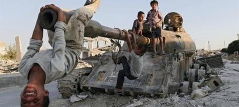 CNA: El ISIS asesina a 12 niños que huían de un campo de adiestramiento | La R-Evolución de ARMAK | Scoop.it