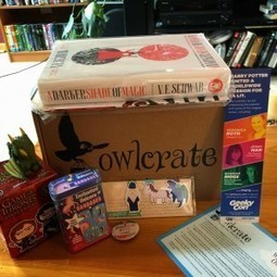 Rediscover the joy of reading with monthly subscription boxes - Tullahoma News and Guardian | Young Adult Books | Scoop.it