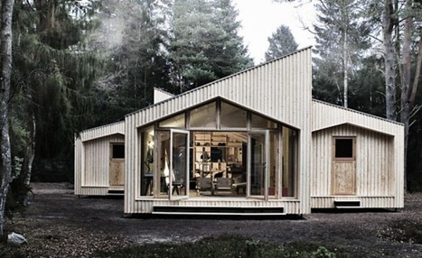 Villa Asserbo: A Sustainable, Printed House That Snaps Together ... | Sustain Our Earth | Scoop.it