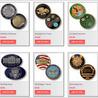 Coast guard challenge coins