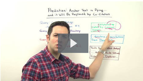 Prediction: Anchor Text is Dying...And Will Be Replaced by Co-citation | Text analytics, text understanding | Scoop.it