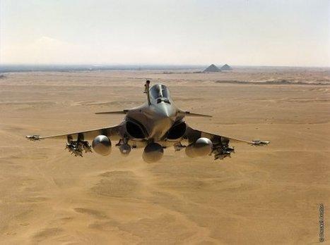 Les premiers Rafale égyptiens devraient être livrés dans une dizaine de jours | Veille de l'industrie aéronautique et spatiale - Salon du Bourget | Scoop.it