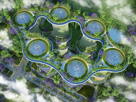 Urban farming utopia in India produces more energy than it uses | Zero Footprint | Scoop.it