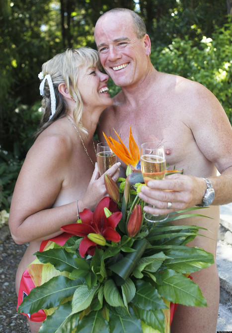 LOOK: Couple Ties The Knot In The Nude (NSFW)   Xposed   Scoop.it