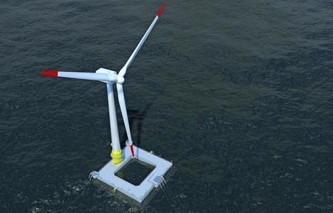 Éolien flottant : quatre zones, huit candidats | Eolien-Energies-marines | Scoop.it