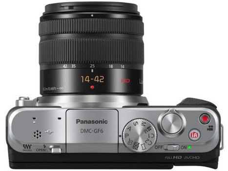 Panasonic Lumix GF6 announced for the US, shipping in June for $600 | Tech Jam | Scoop.it