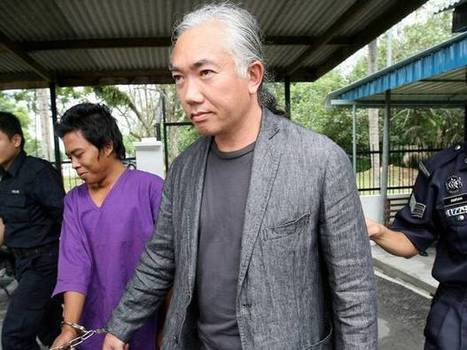Malaysia's notorious 'Lizard King' Anson Wong is back in business - to dismay of wildlife campaigners   Malaysian Things   Scoop.it