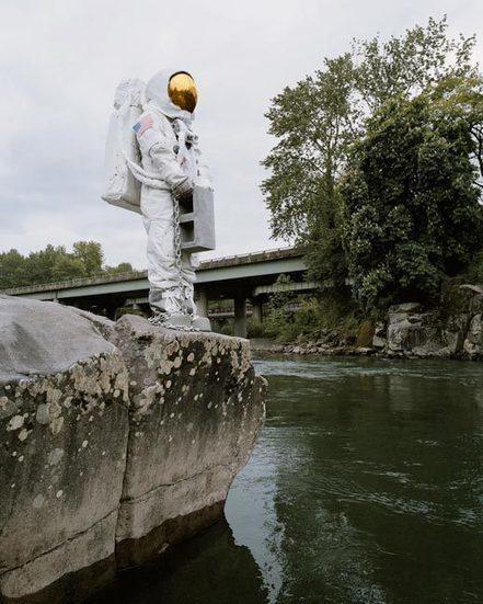 Le blues de l'astronaute - Phototoaster.net | Jaclen 's photographie | Scoop.it