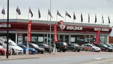 GM to stop making cars in Australia | Marissa's Geog400 | Scoop.it