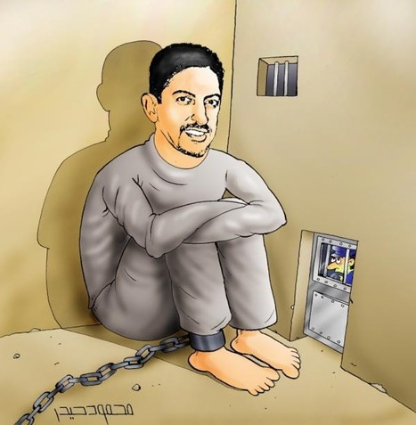 Abdul Hadi AlKhawaja is HUGE! | Human Rights and the Will to be free | Scoop.it