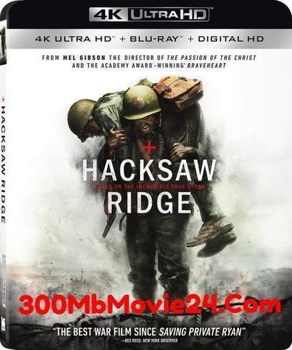 hacksaw ridge full movie download 300mb