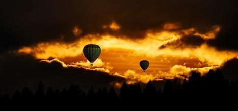 Ilmainen kuva Pixabayssa - Matka, Lentää, Puhekupla, Taivas | Opeskuuppi | Scoop.it