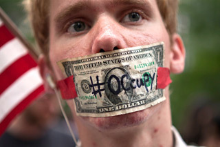 The Occupy Wall Street movement spreads | Best of Photojournalism | Scoop.it