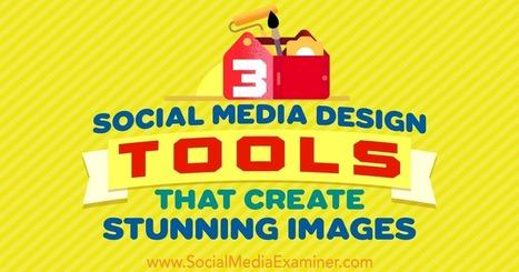 3 Social Media Design Tools That Create Stunning Images : Social Media Examiner | Indoor Rowing | Scoop.it