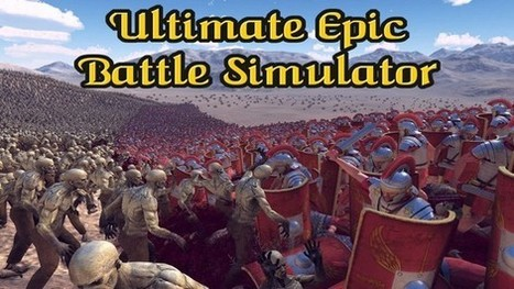 how to get ultimate epic battle simulator for free
