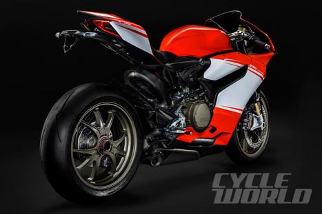 Characters: Ducati 1199 Superleggera   Ductalk Ducati News   Scoop.it