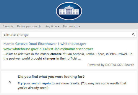 Did Donald Trump Remove the Terms 'LGBT' and 'Climate Change' from the White House Web Site ? - Snopes | Actualités écologie | Scoop.it