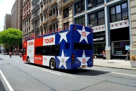 RATP Dev lance deux lignes de bus touristiques à New York | great buzzness | Scoop.it