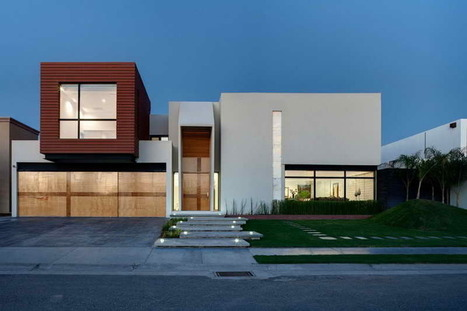 Modern Contemporary Minimalist House Design Wit