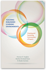 Teaching in Blended Learning Environments: Creating and Sustaining Communities of Inquiry - Free ebook from Athabasca Press | Learning & Teaching in HE | Scoop.it