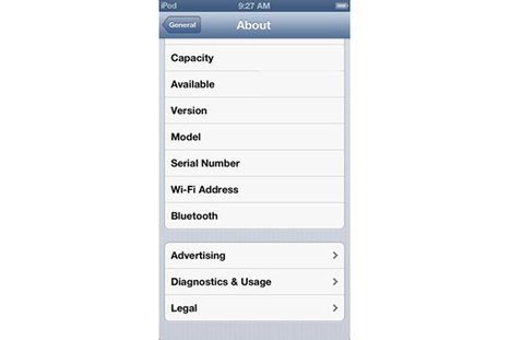 How to turn off iPhone tracking in iOS 6 - Mobile Apps | Edtech PK-12 | Scoop.it