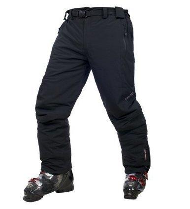 5fe1e58b59890 Trespass Men s Alden Trestex Stretch Pant Snow Pant, Black,.
