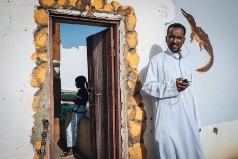 What Life Is Like In Egypt's Nubian Society; Photographer Nour El Refai spent more than a year documenting life among Egypt's Nubian community | Nubia; daily life and cultural heritage | Scoop.it