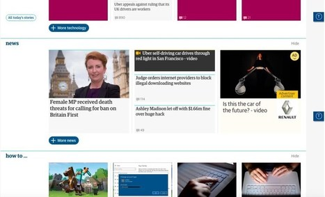 'Customers were becoming our competitors': Why The Guardian created a hub for branded content - Digiday | Content Marketing Observatory | Scoop.it