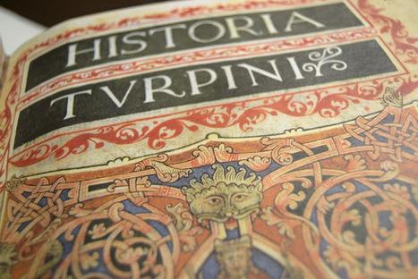 Codex Calixtinus: Turismo de Galicia prepara una exposición itinerante sobre el Códice Calixtino | Codex Calixtinus | Scoop.it