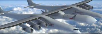 Orbital Tapped To Build Stratolaunch Rocket   SpaceNews.com   The NewSpace Daily   Scoop.it