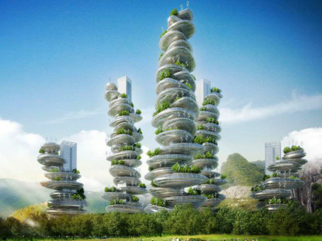 Vertical Farm Project in Shenzhen by Vincent Callebaut Architects ... | Vertical Farm - Food Factory | Scoop.it