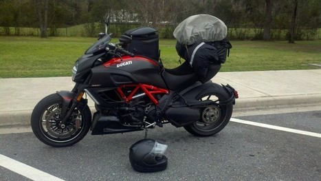 BillyB | Just north of Gainesville. Looks like rain, but least its warm. | Ducati Community | Ductalk Ducati News | Scoop.it