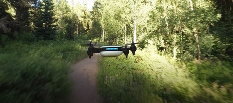 Teal drone is up for pre-orders, can do 70 mph, stay stable in winds up to 40 mph | Krylbo en del av europa | Scoop.it