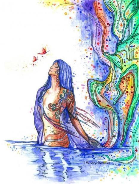 Femme et déesse, tout simplement : rencontre avec le féminin sacré