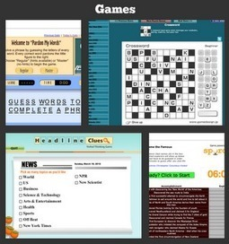 CristinaSkyBox: Three Word Games and More Online Publishing | Word Games | Scoop.it