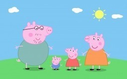 Peppa Pig, juguetes, libros y muñecos de peppapig | Hogar y jardin | Scoop.it