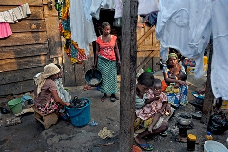 Portraits of people living on a dollar a day | Teachers Toolbox | Scoop.it