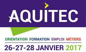 AQUITEC, Salon | COMUE Aquitaine | Scoop.it