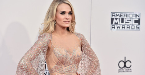 Wait till you see Carrie Underwood's reaction to the most shocking part of her show | Country Music Today | Scoop.it