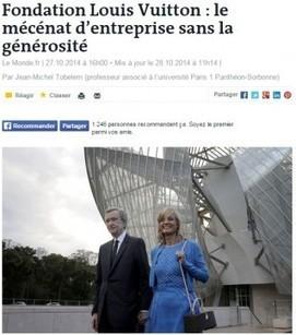 LeMonde.fr dépublie puis republie une tribune critique sur LVMH | DocPresseESJ | Scoop.it