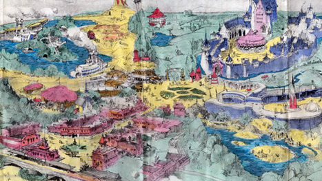 Disneyland's original prospectus revealed! #city   The Nomad   Scoop.it