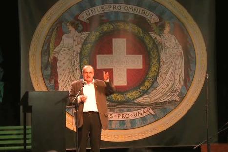 Un syndicat suisse soutient le revenu de base inconditionnel - 17.7.12 | Revenu de vie | Scoop.it